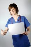 pannel доктора стоковое фото
