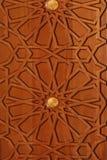 Pannel de madera Foto de archivo libre de regalías