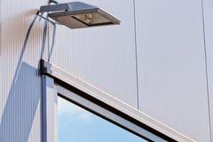 Pannelli di alluminio del alubond e della facciata Immagini Stock Libere da Diritti