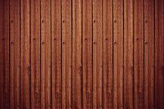 Pannelli di legno usati come fondo Immagine Stock Libera da Diritti