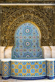 Pannello del mosaico Fotografia Stock