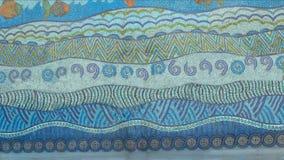 Pannello del mosaico archivi video