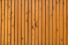 Pannello delle plance di legno Immagine Stock Libera da Diritti