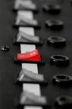 Pannello di controllo Fotografia Stock Libera da Diritti
