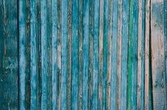 Pannello di legno d'annata come parete per progettazione Fotografia Stock