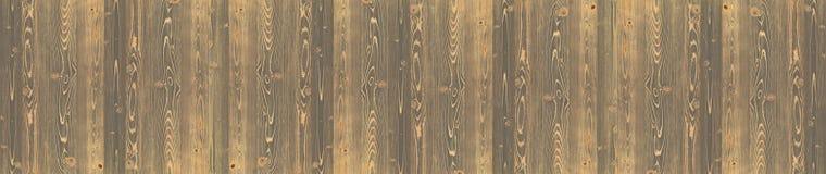 Pannello di legno panoramico nello stile d'annata Fotografie Stock