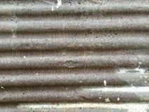 Pannello di parete arrugginito Immagini Stock