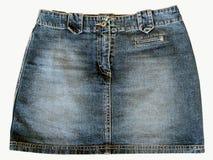 Pannello esterno del Jean dell'annata Fotografia Stock Libera da Diritti