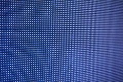 Pannello principale d'ardore Fondo blu astratto Immagini Stock Libere da Diritti