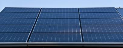 Pannello solare Immagine Stock