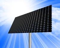 Pannello solare Immagine Stock Libera da Diritti