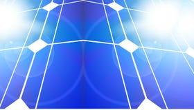 Pannello solare Immagini Stock Libere da Diritti