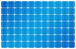 Pannello solare, energia solare, pila solare Fotografia Stock Libera da Diritti
