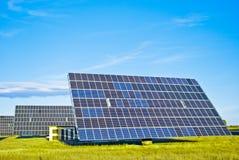 Pannello solare PV Fotografie Stock