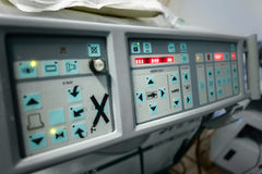 Pannello ultrasonico del lithotripter Immagine Stock Libera da Diritti