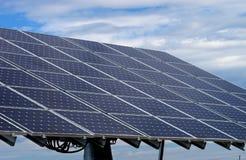Pannels solaires Photographie stock libre de droits