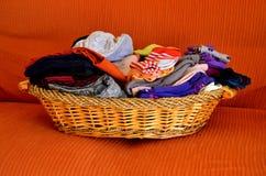 Panni della lavata immagine stock