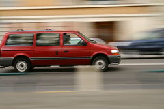 Panning shot series Stock Photos