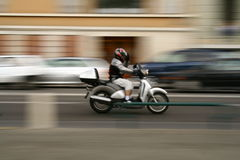Panning shot series Stock Photography