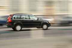 Panning shot series Royalty Free Stock Photos