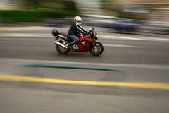 Panning shot series Royalty Free Stock Photo