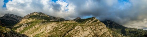 Panno гор Стоковая Фотография RF