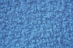 Panno blu fotografia stock