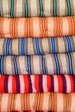 Panno Colourful Immagine Stock