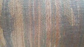 Panno di cotone d'annata tessuto Fotografia Stock