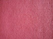 Panno di spugna rosa Fotografie Stock