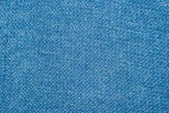 Panno lavorato a maglia. Fotografia Stock