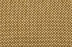 Panno sintetico della fibra di kevlar Fotografia Stock