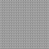 Panno tricottato senza cuciture bianco royalty illustrazione gratis