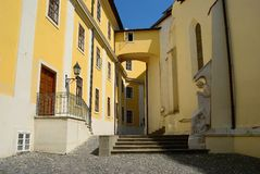Pannonhalma Abbey, Hungary Royalty Free Stock Photography