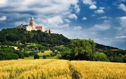 Pannonhalma Abbey, Hungary Royalty Free Stock Photos