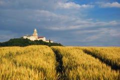 Pannonhalma Abbey, Hungary royalty free stock photo