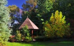 Pannonhalma arboretum Zdjęcie Royalty Free