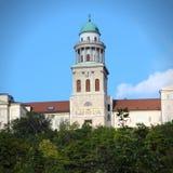 Pannonhalma, Hungría Imágenes de archivo libres de regalías