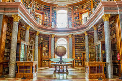 Pannonhalma library interior in Hungary Stock Photo