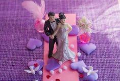 panny młodej ceremonii kwiatu ślub pannę młodą ceremonii ślub kościelny pana młodego Zdjęcie Royalty Free