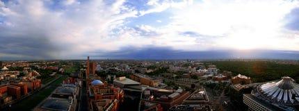 pano του Βερολίνου Στοκ φωτογραφία με δικαίωμα ελεύθερης χρήσης