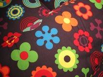 Pano colorido Foto de Stock
