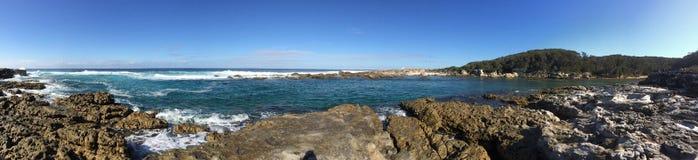 Pano de baie de Jervis Photo libre de droits
