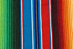 Pano de tabela mexicano colorido imagem de stock