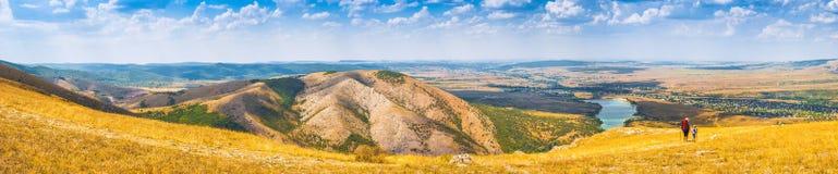 Pano della Crimea fotografia stock