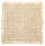 Pano do algodão isolado Imagens de Stock Royalty Free