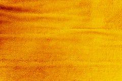 Pano dourado do weave para o fundo luxuoso Fotos de Stock