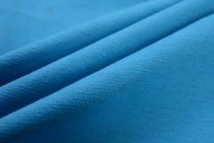 Pano feito pela fibra do algodão Fotografia de Stock Royalty Free