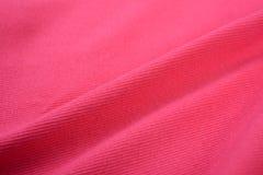Pano feito pela fibra do algodão Imagens de Stock