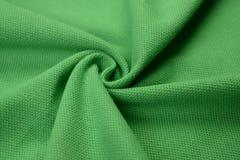 Pano feito pela fibra do algodão Fotos de Stock